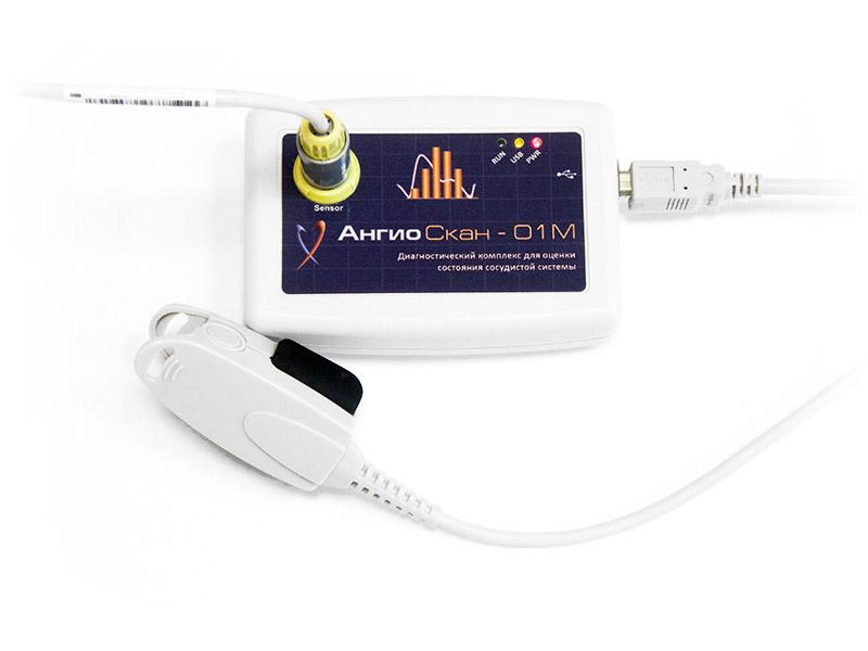 АнгиоСкан-01м - полупрофессиональный прибор